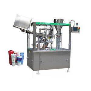 Автоматична машина за пълнене и уплътняване на мека кожа