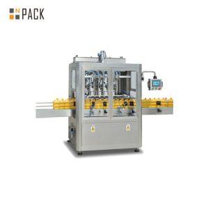 Автоматична машина за пълнене на паста за готвене с масло, сос