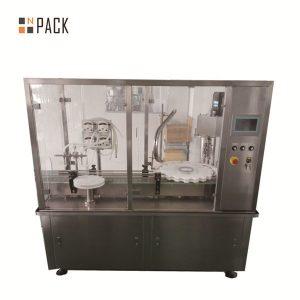 40-1000ml напълно автоматичен цифров контрол e машина за пълнене с течност