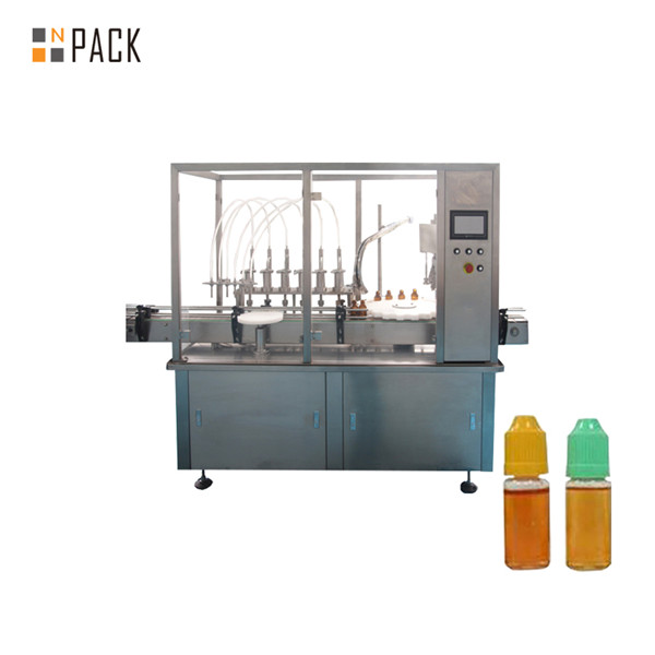 Автоматична машина за пълнене с течност за миене на съдове