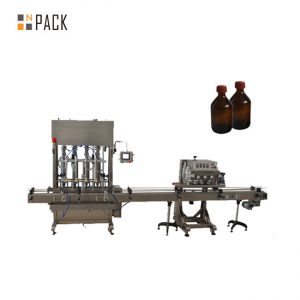 Висока точност Автоматична машина за пълнене на смазочно масло / смазка