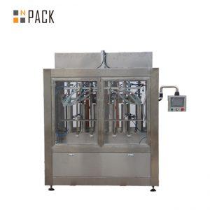 фабрична машина за пълнене с течни течности