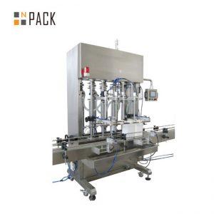 Течна автоматична машина за пълнене на смазочно масло