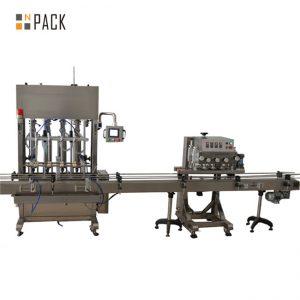 машина за пълнене с подправки от неръждаема стомана