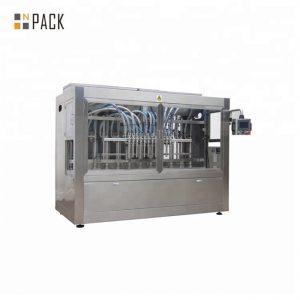 автоматична машина за пълнене със синапено масло