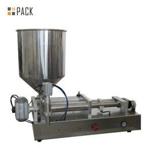 Costomic 2 глави полуавтоматична машина за пълнене с течни киселини