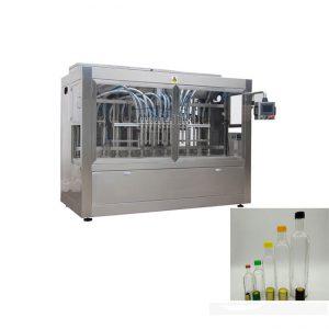автоматична машина за пълнене със сок от ягоди със стъклена бутилка
