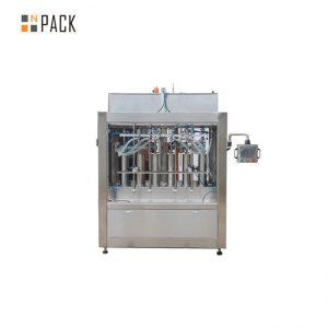 Автоматична машина за пълнене с 5 литра смазочно масло / редукторно масло