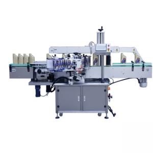 Гореща продажба автоматична хартия за залепване на лепило за етикет бутилка етикет машина